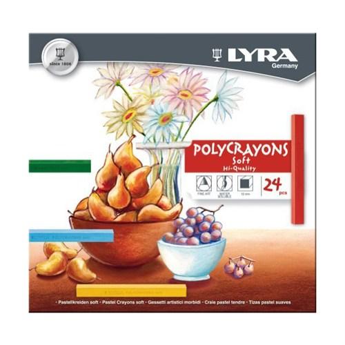 Lyra Polycrayons Soft - Toz Pastel L5651240