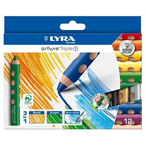 Lyra Groove Triple One 12'Li Kuruboya L3831120
