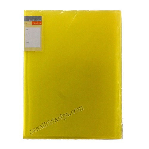 Huıjın 20 Adet Sunum Dosya Bl420