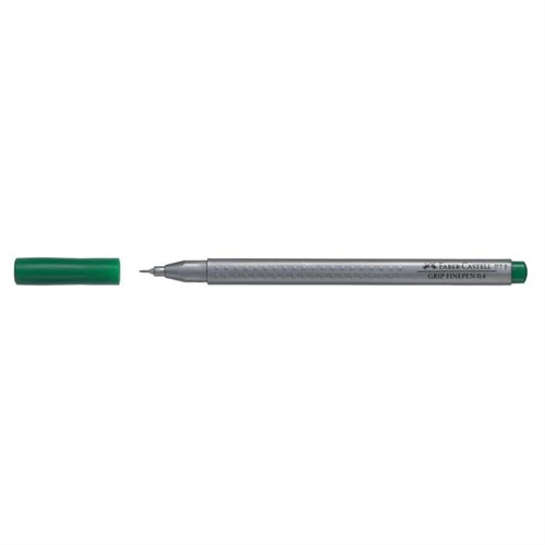 Faber-Castell Grip Finepen 0,4 Mm Zümrüt Yeşili