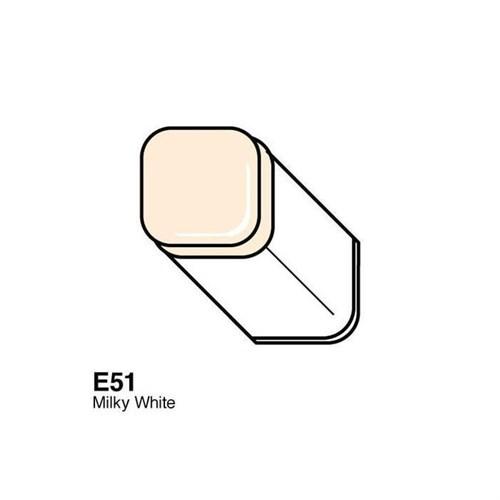 Copic Typ E - 51 Milky White