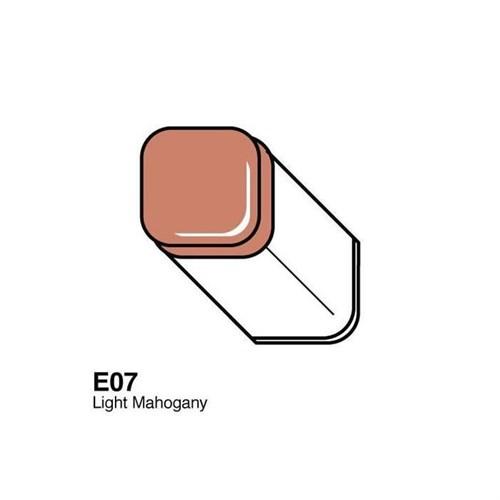 Copic Typ E - 07 Light Mahogany
