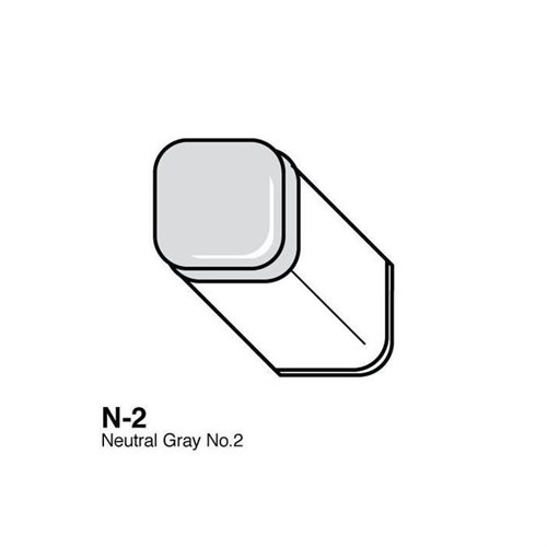 Copic Typ N - 2 Neutral Gray