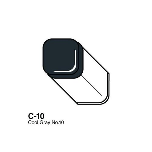 Copic Typ C - 10 Cool Gray