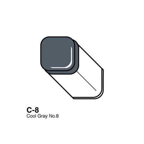 Copic Typ C - 8 Cool Gray