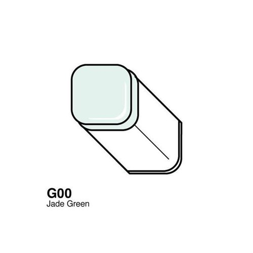 Copic Typ G - 00 Jade Green
