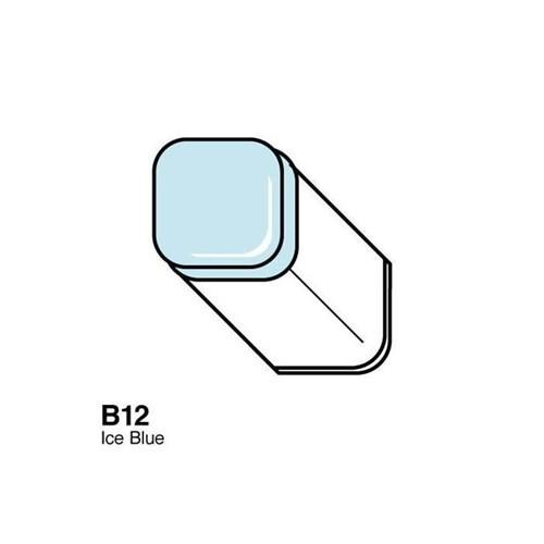 Copic Typ B - 12 Ice Blue