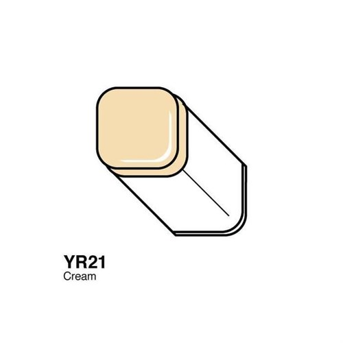 Copic Typ Yr - 21 Cream