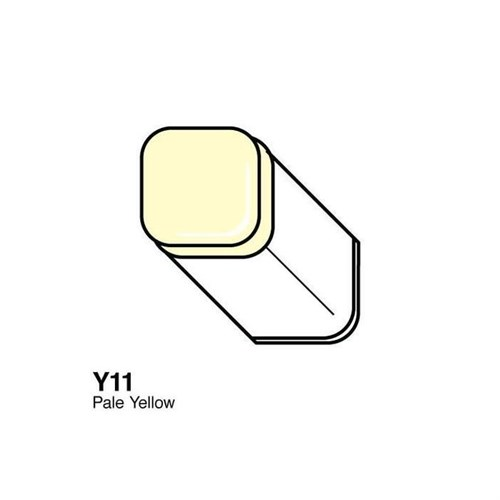 Copic Typ Y - 11 Pale Yellow