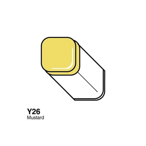 Copic Typ Y - 26 Mustard