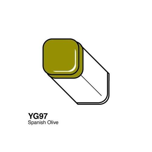 Copic Typ Yg - 97 Spanish Olive