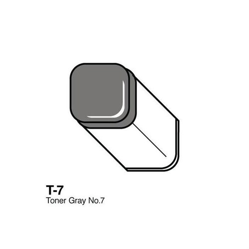 Copic Typ T - 7 Toner Gray