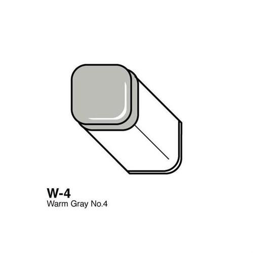 Copic Typ W - 4 Warm Grey