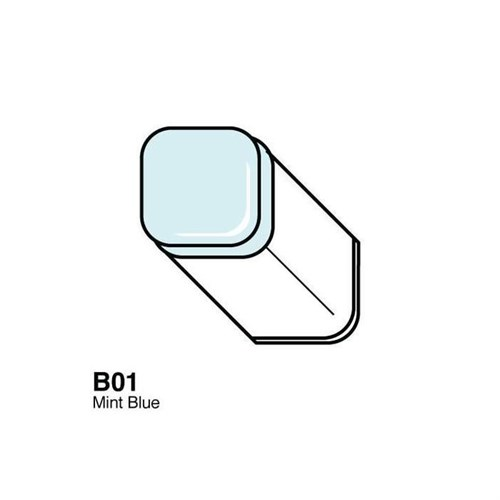 Copic Typ B - 01 Mint Blue
