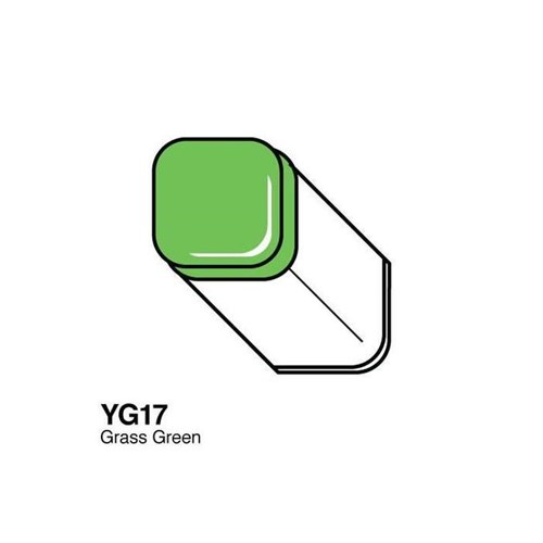 Copic Typ Yg - 17 Grass Green