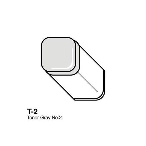 Copic Typ T - 2 Toner Gray