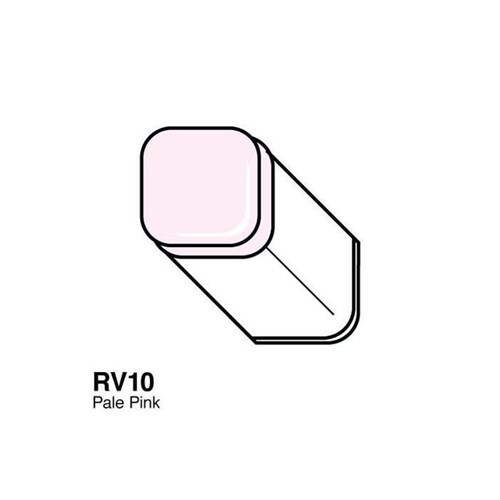 Copic Typ Rv - 10 Pale Pink