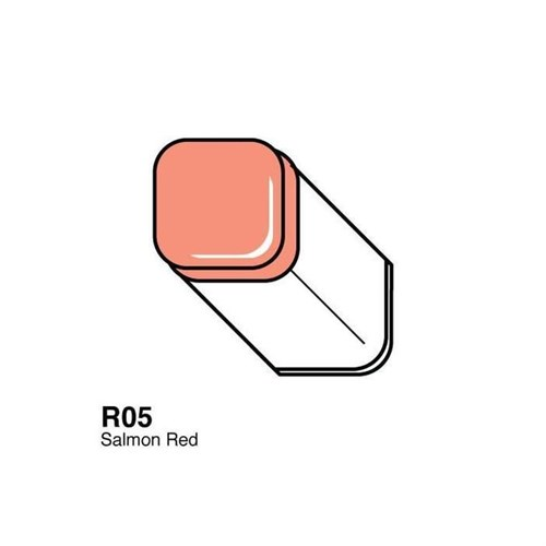 Copic Typ R - 05 Salmon Red