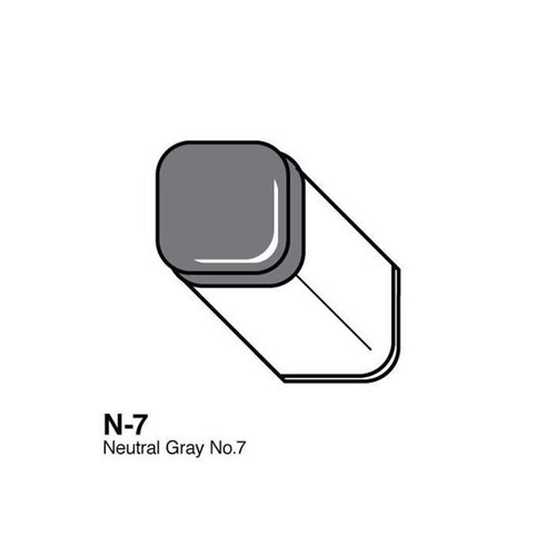 Copic Typ N - 7 Neutral Gray
