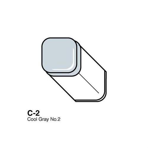 Copic Typ C - 2 Cool Gray