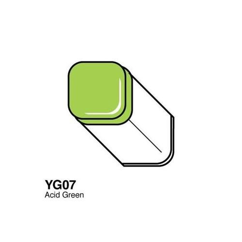 Copic Typ Yg - 07 Acid Green