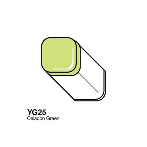 Copic Typ Yg - 25 Celadon Green