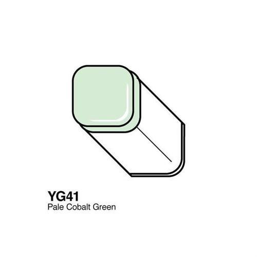 Copic Typ Yg - 41 Pale Cobalt Green