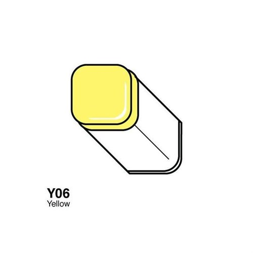 Copic Typ Y - 06 Yellow