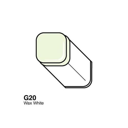 Copic Typ G - 20 Wax White
