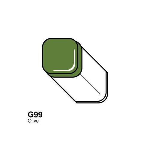 Copic Typ G - 99 Olive