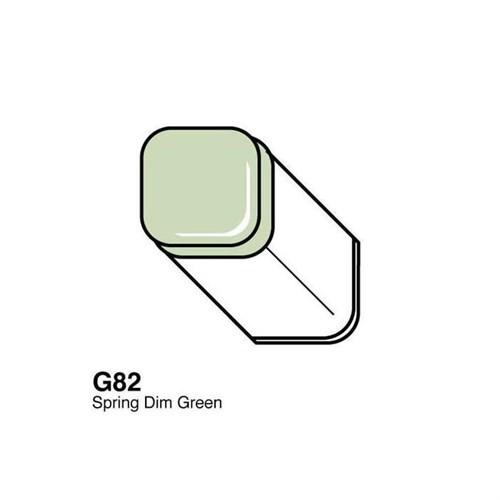 Copic Typ G - 82 Spring Dim Green
