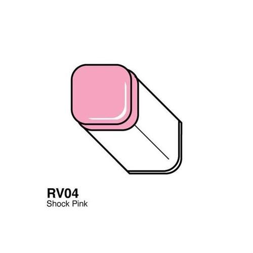 Copic Typ Rv - 04 Shock Pink