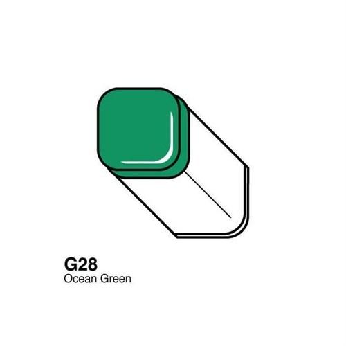 Copic Typ G - 28 Ocean Green