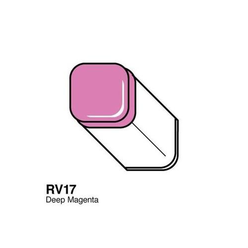 Copic Typ Rv - 17 Deep Magenta