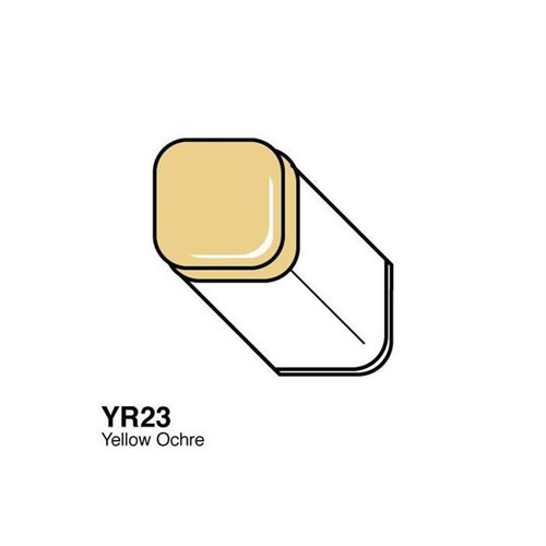 Copic Typ Yr - 23 Yellow Ochre