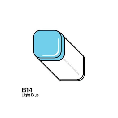 Copic Typ B - 14 Light Blue