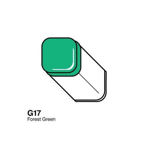 Copic Typ G - 17 Forest Green