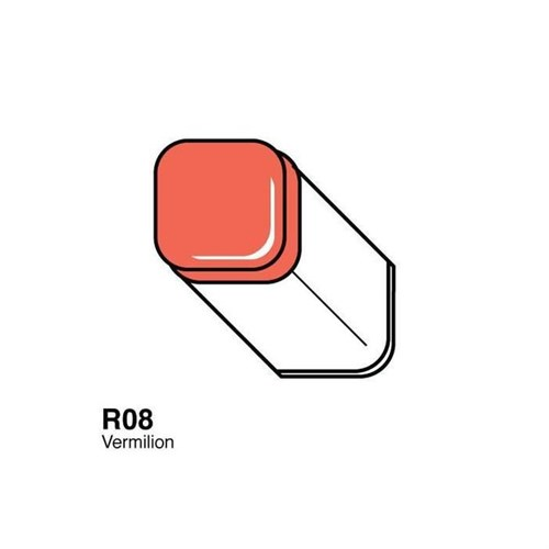 Copic Typ R - 08 Vermillion