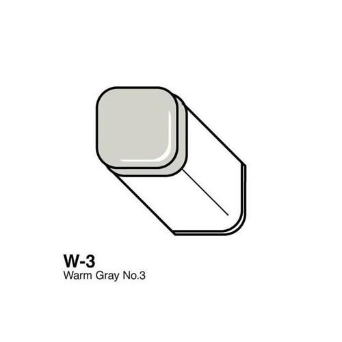 Copic Typ W - 3 Warm Grey