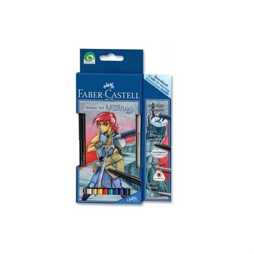 Faber-Castell 114484 Anime Art Fantasy