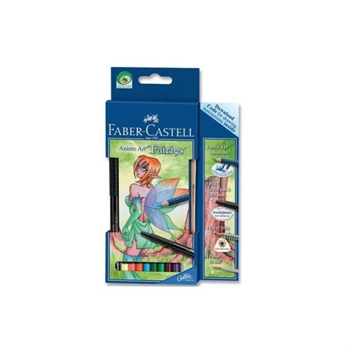 Faber-Castell 114482 Anime Art Fairies