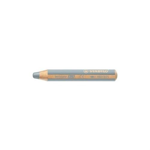 Stabilo Woody 3in1 - Gümüş