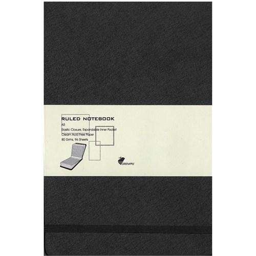 Greenapple A5 Pu Üstten Not Defteri Çizgili N-111852-1