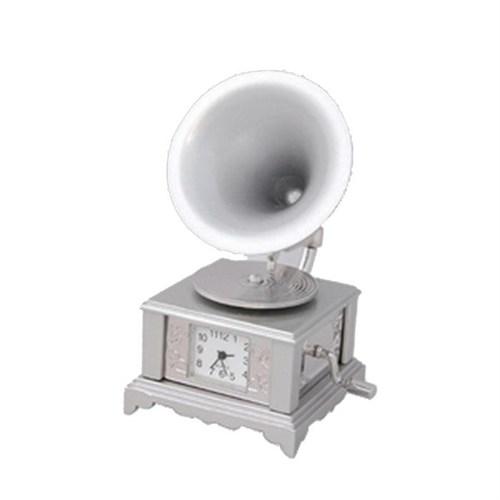 Kks No:3334 Mınyatur Saat Gramofon