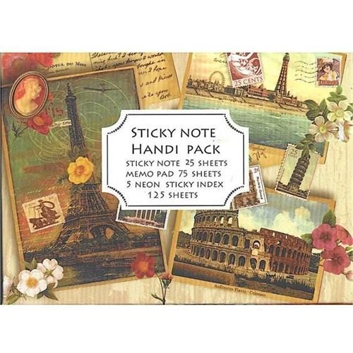 Onr Sticky Memo Set 8250
