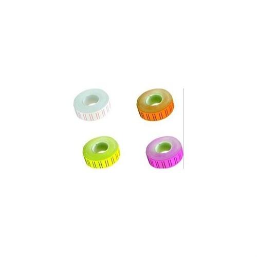 Tanex Fiyat Etiketi Renkli 12Li Paket