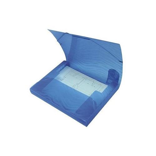 Databank Lastikli Kutu Dosya 301-36 Mavi