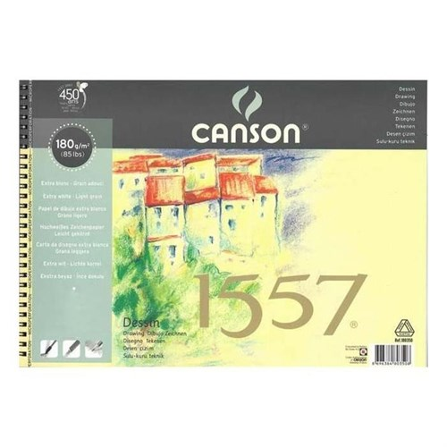 Canson A3 180Gr 180519