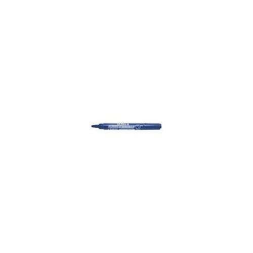 Dong-A Markör Permanent Mavi Yuvarlak Uç