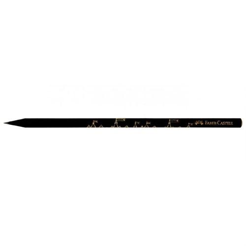 Faber-Castell Kurşun Kalem Şato Siyah Lata